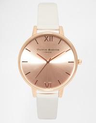 Массивные часы из розового золота Olivia Burton - Mink