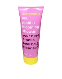 Anatomicals You Need A Blooming Shower - Гель для душа с розовым экстр