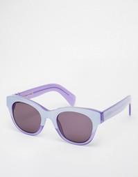Солнцезащитные очки Wildfox Monroe - Аметист