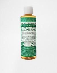 Жидкое кастильское мыло с органическим миндальным маслом Dr. Bronner 2