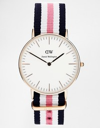 Классические часы Daniel Wellington Southampton - Pink multicoloured