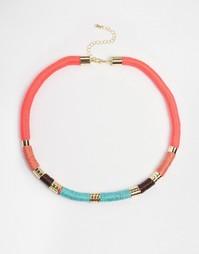 Ожерелье с отделкой Glamorous