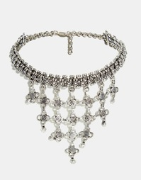 Ожерелье Child Of Wild Boleyn - Серебряный