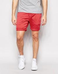 Зауженные шорты чиносы Antony Morato - Красный коралл