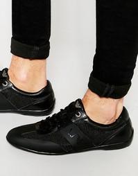 Кроссовки Armani Jeans - Черный