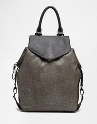 Замшевая сумка на плечо Paul's Boutique Gabriella