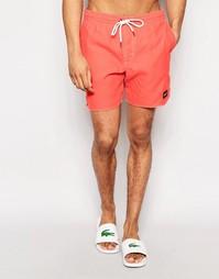 Розовые однотонные шорты для плавания O'Neill - Розовый