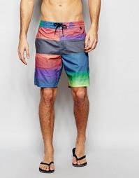 Пляжные шорты 18 дюймов Billabong Tribong Lo Tides - Мульти