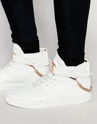 Высокие кроссовки Cayler & Sons Hamachi - Белый