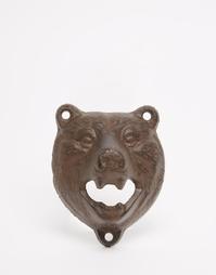 Открывалка для бутылок в виде медведя Men's Society - Мульти