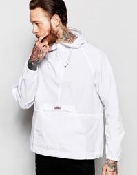 Непромокаемая куртка через голову из ткани рипстоп Penfield - Белый