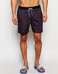 Пляжные шорты 18 дюймов Globe Spencer - Черный