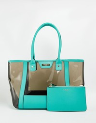 Пляжная сумка Carvela - Зеленый