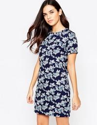 Платье Poppy Lux Zaria Rose - Темно-синий