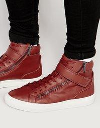Высокие кроссовки ALDO Drabkin - Красный