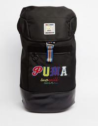 Черный рюкзак Puma x Dee & Ricky 7386101 - Черный