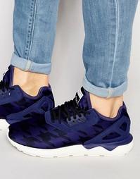 Кроссовки Adidas Tubular Four - Синий