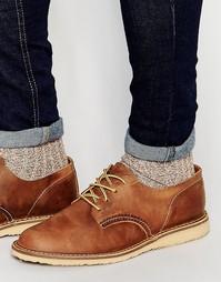 Оксфордские туфли Red Wing Weekender - Коричневый
