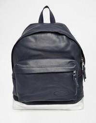 Кожаный рюкзак Eastpak Padded Pak'R - Черный