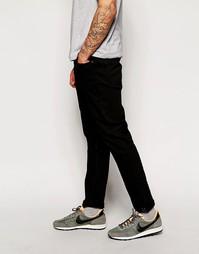 Черные джинсы слим Only & Sons - Черный