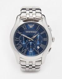 Часы с хронографом Emporio Armani AR1787 - Серебряный