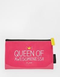 Большой пенал Happy Jackson Queen Of Awesome - Мульти