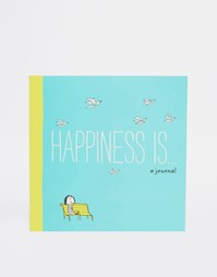Книга Happiness Journal - Мульти Books
