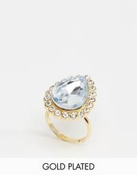 Эффектное кольцо Johnny Loves Rosie Eris - Золотой