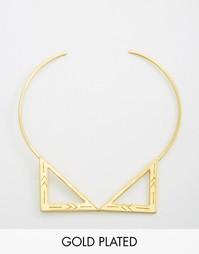 Ожерелье-воротник The 2Bandits - Золотой