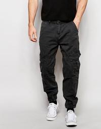 Суженные книзу брюки-карго с карманом True Religion