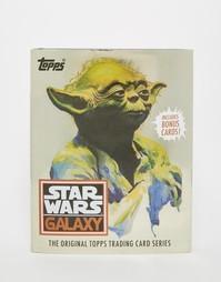 Книга коллекционных карточек Star Wars Galaxy - Мульти Gifts