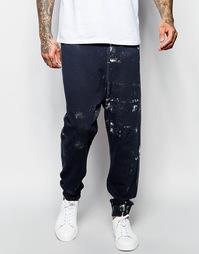 Спортивные брюки с принтом Vivienne Westwood Anglomania - Синий