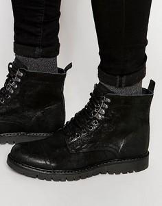 Ботинки Walk London Trail Hiker - Черный