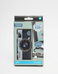 USB-концентратор в виде фотоаппарата с 4 портами - Мульти Gifts
