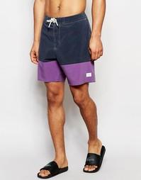 Пляжные шорты 18 дюймов Globe Shangri LA - Черный