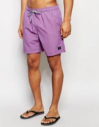 Шорты для плавания 16,5 дюймов Globe Dana - Фиолетовый
