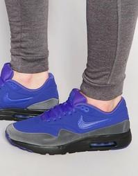 Кроссовки Nike Air Max 1 Ultra Moire 705297-500 - Фиолетовый