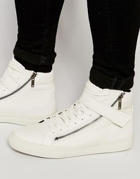 Высокие кроссовки ALDO Drabkin - Белый