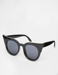 Солнцезащитные очки кошачий глаз Le Specs Flashy Dramatic