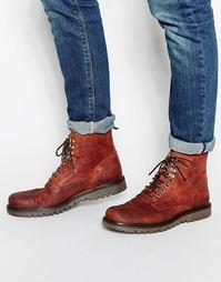 Походные ботинки Walk London - Рыжий