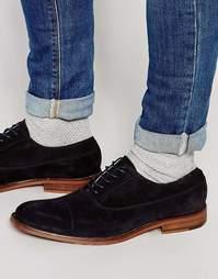 Замшевые туфли ALDO Dalede - Темно-синий