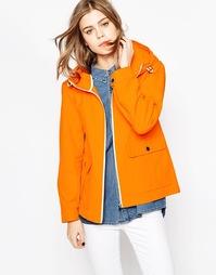Непромокаемая куртка с карманами спереди Gloverall - Мандариновый