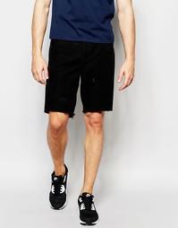 Черные джинсовые шорты Afends - Черный