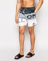 Черные шорты для плавания с логотипом O'Neill - Черный