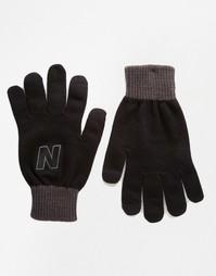 Перчатки New Balance - Черный