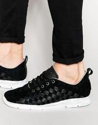 Черные кроссовки Vans Tesella V4PFGSM - Черный