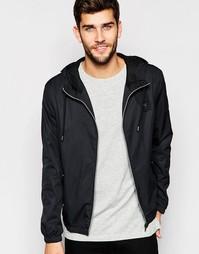 Нейлоновая куртка с капюшоном Hugo By Hugo Boss - Черный