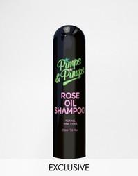 Шампунь с маслом розы Pimps & Pinups эксклюзивно для ASOS 250 мл