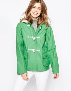 Непромокаемый дафлкот Gloverall - Зеленый