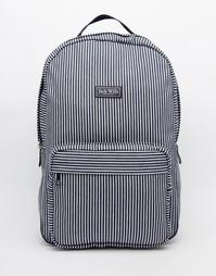 Темно-синий рюкзак в полоску Jack Wills Eldridge - Темно-синий